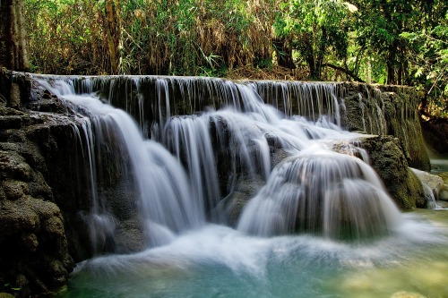 kuang-si-falls-463925_1920